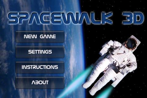 Screenshot Spacewalk 3D