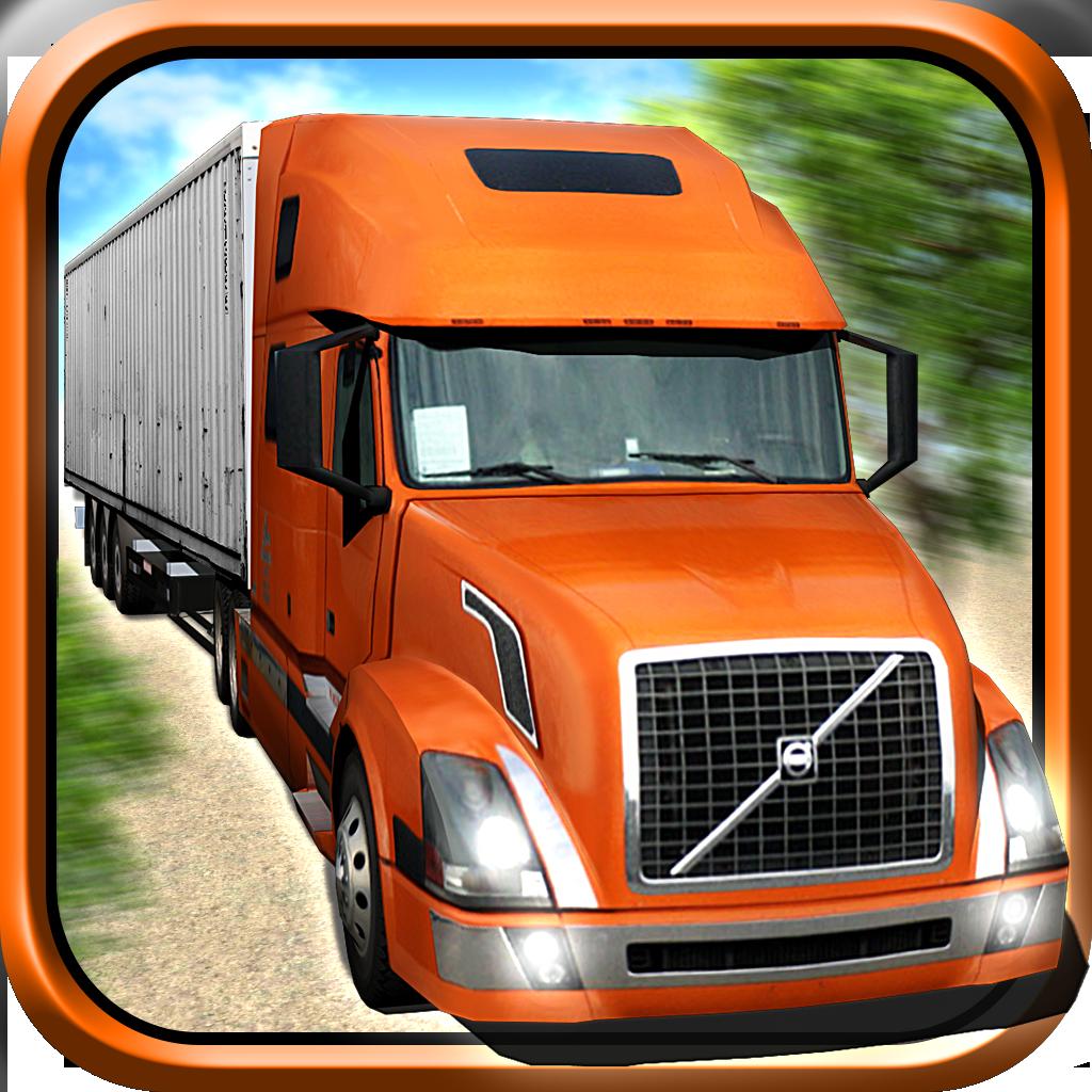 Trucker Parking 3D