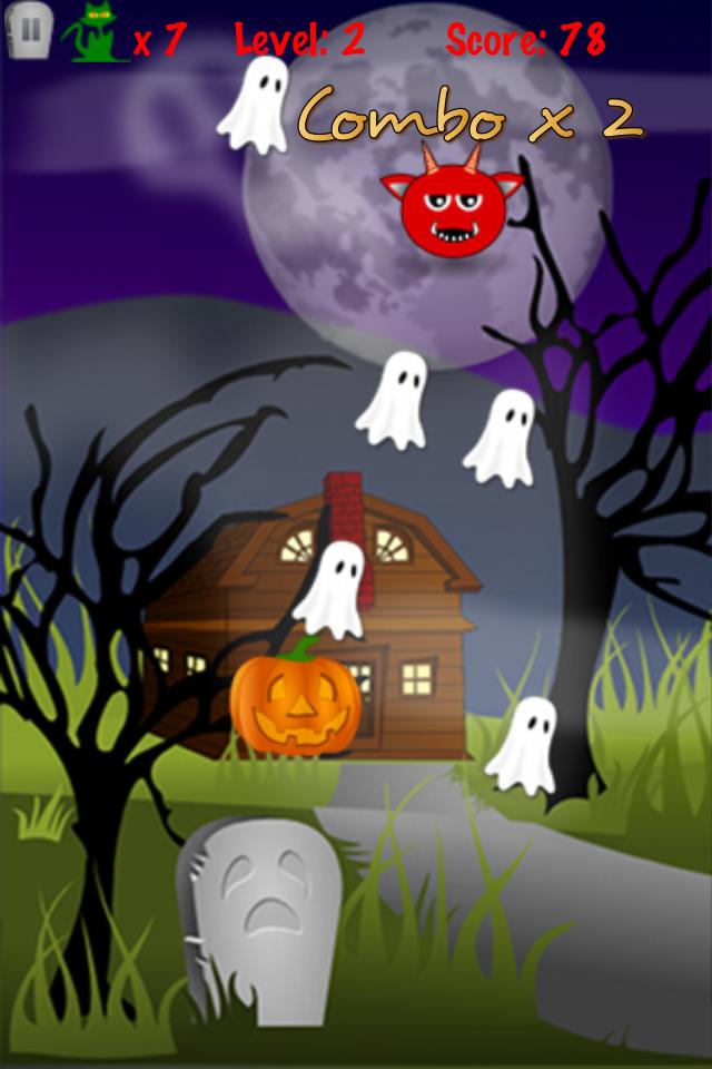Screenshot Halloween Plucker FREE